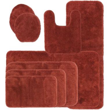 royal velvet signature soft solid bath rug collection