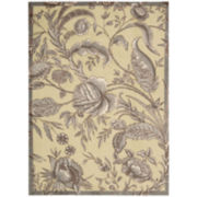 Waverly® Fanciful Carved Rectangular Rug