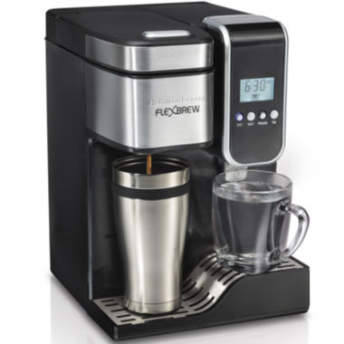 jcpenney.com | Hamilton Beach® FlexBrew® Programmable Coffee Maker and Hot Water Dispenser