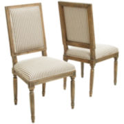 Blaine Set of 2 Upholstered Dining Chairs