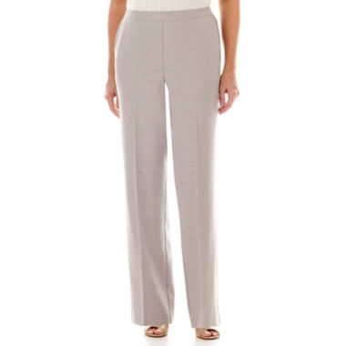 jcpenney.com | Alfred Dunner® High Tea Pull-On Pants