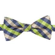 Stafford® Martel Buffalo Self-Tie Bow Tie