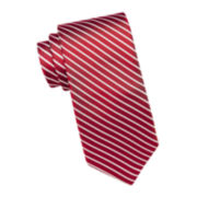 Stafford® Color Ground Stripe Tie