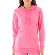 Made For Life™ Long-Sleeve Pullover Hoodie - Petite