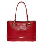 Liz Claiborne® Real Fit Shopper Tote