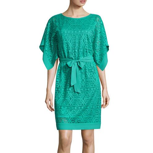 Alyx® Short Sleeve Lace Kimono
