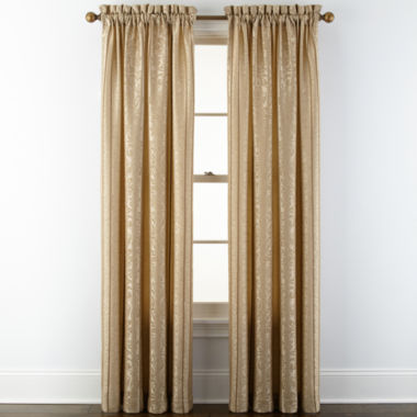 jcpenney.com | Brittany Rod-Pocket Curtain Panel