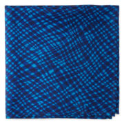 Outdoor Oasis™ Submerge Set of 4 Blue Napkins
