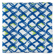 Outdoor Oasis™ Castaway Set of 4 Blue Napkins