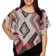 Alyx® Printed Popover Top - Plus