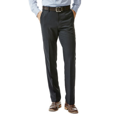 jcpenney.com | Haggar® Performance Slim-Fit Microfiber Pants