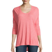 Stylus ™ 3/4-Sleeve Dolman Thermal T-Shirt