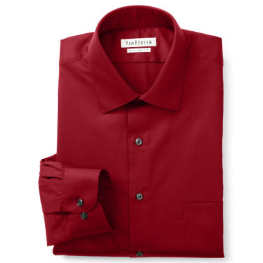 jcpenney.com | Van Heusen® No-Iron Lux Sateen Dress Shirt