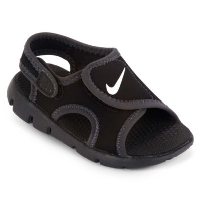 1af4deb292cb Nike Sunray Adjustable Boys Sandals Toddler JCPenney