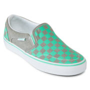 Vans® Asher Slip-On Womens Skate Shoes