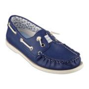 Liz Claiborne Paulette Boat Shoes