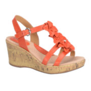 Bolo® Sincere Wedge Sandals