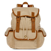 Olsenboye® Solid Canvas Backpack
