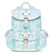 Olsenboye Tie-Dyed Glitter Backpack