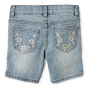 Arizona Bermuda Shorts – Girls 12m-6y
