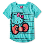 Hello Kitty® Burnout Tee - Girls 4-16
