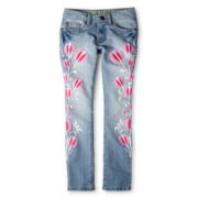 Dreampop® by Cynthia Rowley Tulip Skinny Jeans - Girls 6-16