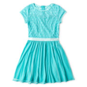 Sally M™ Sally Miller Daisy Dress - Girls 6-16