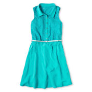 Sally M™ Sally Miller A-Line Dress - Girls 6-16