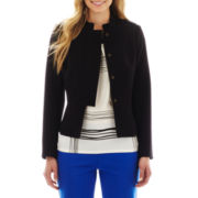 Worthington® Peplum Jacket