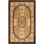 Momeni® Elizabeth Hand-Carved Wool Rectangular Rugs
