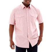 The Foundry Supply Co.™ Modern Woven Shirt-Big & Tall