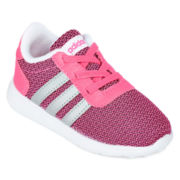 adidas® NEO Lite Racer Girls Athletic Shoes - Toddler