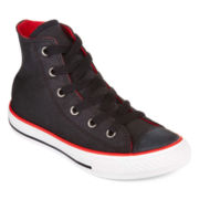 Converse Chuck Taylor All Star Boys Denim High Top Sneakers