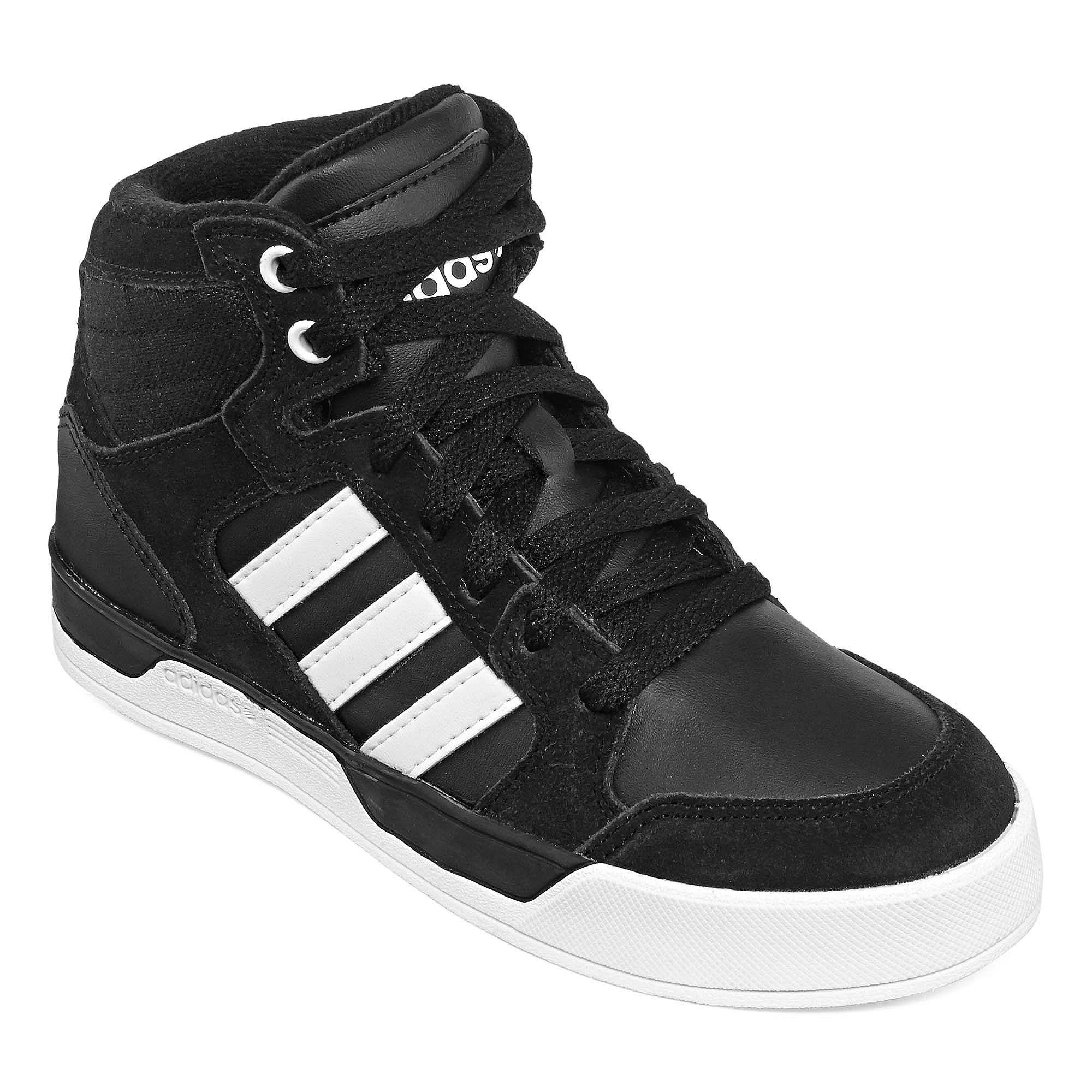 adidas Raleigh Boys Basketball Shoes - Big Kids