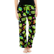 Teenage Mutant Ninja Turtles Fleece Sleep Pants