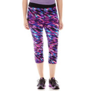 City Streets® Cropped Yoga Pants - Plus