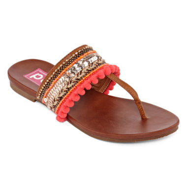 jcpenney.com | Pop Kazbah Womens Flat Sandals