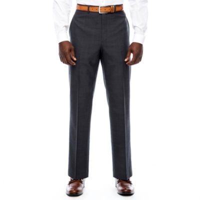 Collection by Michael Strahan  Classic Fit Woven Pin Dot Suit Pants