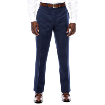 Collection by Michael Strahan  Classic Fit Woven Stripe Suit Pants