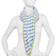 jcp™ Crinkle Striped Scarf