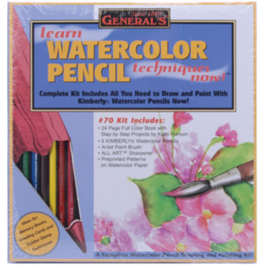 jcpenney.com |  Learn Watercolor Pencil Techniques Now! Kit