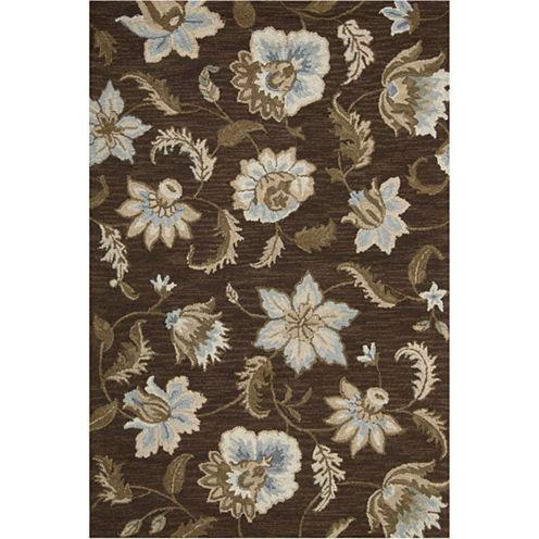 Nourison® Biscanne Wool Rectangular Rugs