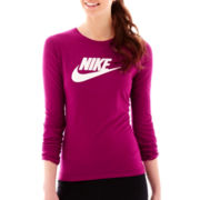 Nike® Long-Sleeve Icon Tee