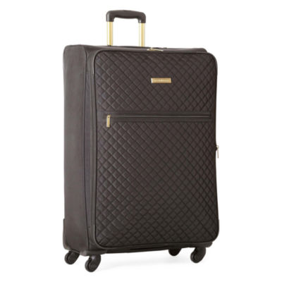 """Liz Claiborne Quilted 30"""" Spinner Luggage"""