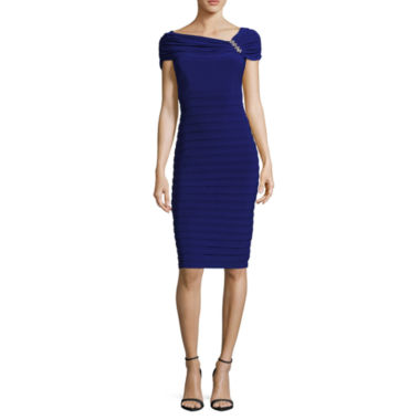 jcpenney.com | Scarlett Sleeveless Bodycon Dress-Talls