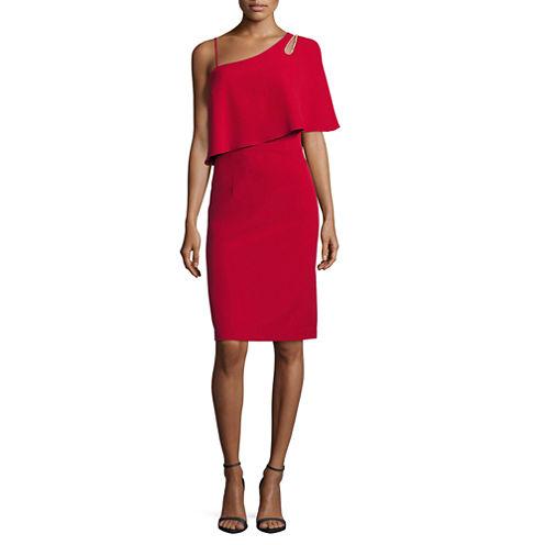 Scarlett Sleeveless Sheath Dress-Talls
