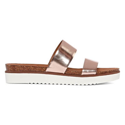 Arizona Ultima Womens Flat Sandals by Arizona