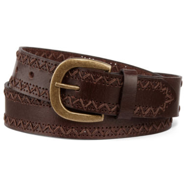 jcpenney.com | Mixit™ Stitch Edge Belt