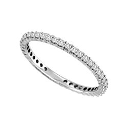1/2 CT. T.W. Diamond Eternity Band