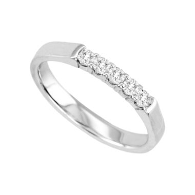 jcpenney.com | 1/4 Ct. T.W. Diamond Band 14K White Gold
